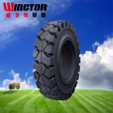 500-8 neumático sólido neumático, neumático de la carretilla elevadora, neumático sólido de la carretilla elevadora 300-15, neumático sólido