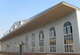 Costruzione di chiesa industriale prefabbricata della struttura d'acciaio (KXD-SSW33)