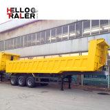 공장은 판매를 위한 65 톤 팁 주는 사람 트레일러를 반 공급한다