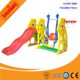 Скольжение качания спортивной площадки самых лучших малышей качества напольное для детсада