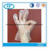 Нетоксическая невредная выбитая перчатка HDPE