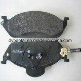 Zapata de freno V5q0 determinado 698 151 C para el golf de VW