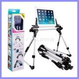 Tablette PC pliable Stand Desk Floor Lazy Bed Mount Holder de Steel pour la tablette PC Samrt Phone de Samsung d'iPad
