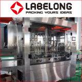 Máquina de etiquetas tampando de enchimento automática do óleo de lubrificação/óleo de lubrificação