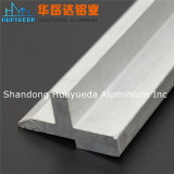 Het Profiel van de Uitdrijving van het aluminium voor de Balustrade van de Flat/het Systeem van de Leuning