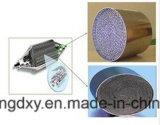 触媒コンバーターの触媒作用円形の蜜蜂の巣の金属の基板