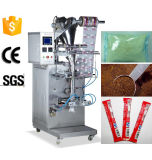 Steel inoxidável Detergent Powder Packing Machine em Sachet Pack