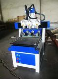 CNC, der CNC-Gravierfräsmaschine CNC-Fräser für Metall prägt