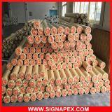 Огнестойкий плакатный цифровой печати ПВХ Flex баннер растворитель для струйной печати носитель (SF233M/340g)