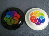 Geprägter Effekt der Größen-A1 3D mit dem acht Farben-UVflachbettglasdrucker