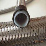 Boyau Couvrir-Tressé de l'acier inoxydable PTFE