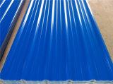 Vorgestrichenes galvanisiertes gewölbtes Blatt-Dach-Blatt