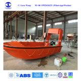 6p com motor de popa da embarcação de salvamento marítimo de 4,5 m