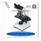 Bz-104 microscopio biológico Trinocular LED