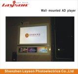 23,6 дюйма и 10,1-дюймовый дисплей TFT мультимедийной рекламы плеер WiFi сети Digital Signage Full HD на экране элеватора со стороны пассажира