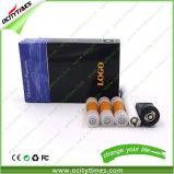 Prezzo della sigaretta E di Cig di Ocitytimes mini E del dispositivo d'avviamento del corredo del commercio all'ingrosso a gettare