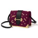 2018 Newest Fashion Design taille mini sacs à main en cuir véritable pour dames