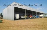 Prefabricados de estructura de acero de la luz de almacén con certificación CE (KXD-SSW43).