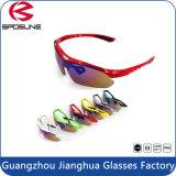 Солнечные очки цветов UV400 Dropshipping фабрики опционные выдвиженческие дешевые для спортов