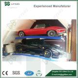 공장 가격 유압 주차는 2대의 차 골라낸다 1개의 포스트 주차 상승 (POP20/2100)를