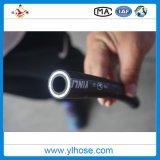 Fil résistant à la chaleur en spirale flexible en caoutchouc hydraulique haute pression