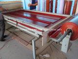Máquina que lamina del vacío de madera de la puerta del PVC