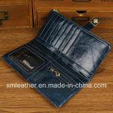 2016 новой моды роскошный кожаный моды женщина Wallet