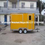 Caminhão móvel do alimento da alta qualidade para a venda