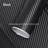 Película da fibra do carbono do envoltório 3D do carro