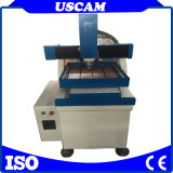 Gravura de corte de metal do molde CNC Router CNC a máquina