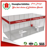 6x6m Self-Build Stand de exposición del sistema de tejido de tensión