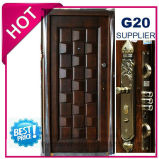 2017最上質の外部の金属の鋼鉄機密保護のドア(EF-S106)