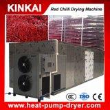 普及した産業赤い唐辛子の乾燥機械
