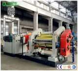 máquina do calendário de 14 de '' Rolls da borracha 3 de matéria têxtil X 44 '' para a calandragem de borracha