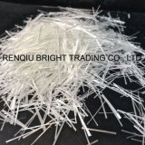 Le béton en matériau composite de fibre de verre brins haché