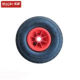 Model300-4 PU 거품 바퀴 안전을%s 최고 질 휠체어 바퀴
