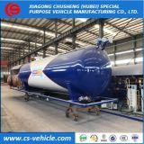 Stazione di servizio di riempimento del gas della strumentazione 40m3 GPL del gas industriale