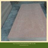 Madera contrachapada comercial de la buena calidad para los muebles