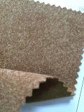 Tissu de flocage pour PVC Cuir (FDF753Z)