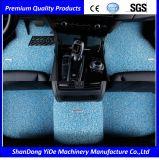 Tapetes pulverizados PVC do tapete do carro de bobina para a decoração Accrssories do carro