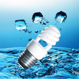 T2 CFL 9W, 11W, 13W, 20W, lámpara ahorro de energía espiral llena 25W para los ahorradores de energía eléctricos del bulbo