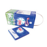 3кг пакет Omo стеклоомыватели пакет электропитания Тин коробки с пластиковой ручкой