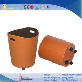 Novo design colorido Carrinho cesto de armazenamento (6421R1)