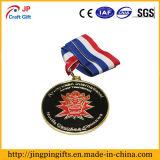 주문 고품질 투쟁 경쟁 금속 메달