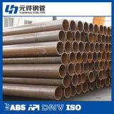 Tubulação de aço sem emenda do carbono 168*14 redondo do GB 9948 para o rachamento do petróleo