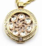 De alta qualidade Custom Made 316L Stainless Steel Locket Pendant for Gift Jewellery