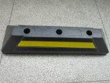 台形ゴム製車車輪の駐車ストッパー