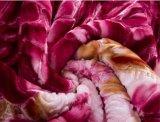 Горячее продавая одеяло 100% норки полиэфира теплое толщиное