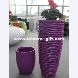 Fo-320 Fiberglass Flower Planters e Pots