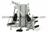 Ginásio comercial de extensão da perna de equipamento de fitness